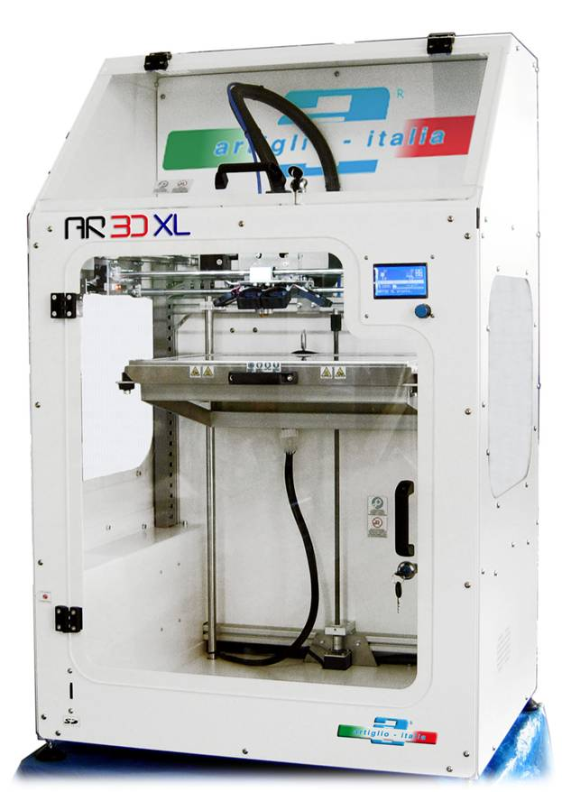 Ar3d 3d printer milling machines parallelometers dental attachments computer aided - 3d printer italia ...