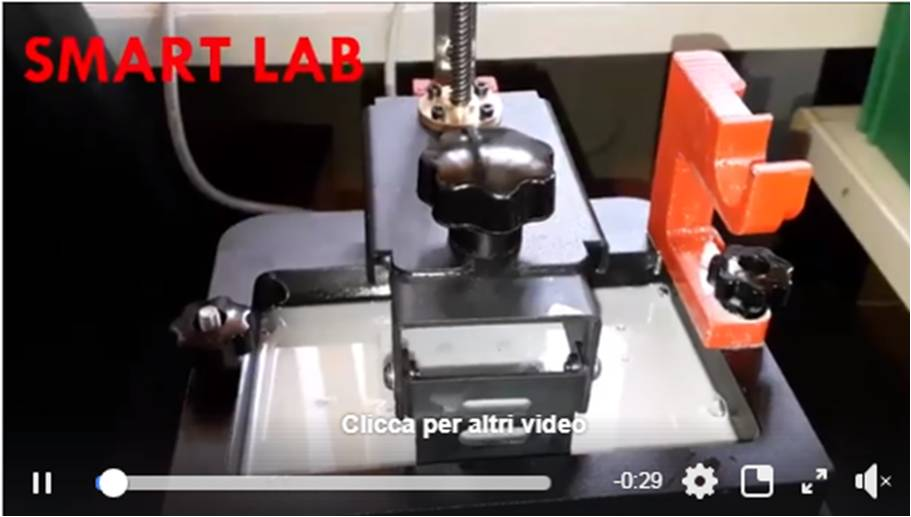ARTIGLIO | SMART LAB video
